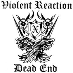 "Violent Reaction ""Dead End"" 7"" (Australian Pressing)"