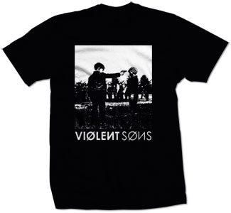 "Violent Sons ""Nothing As It Seems"" T Shirt"