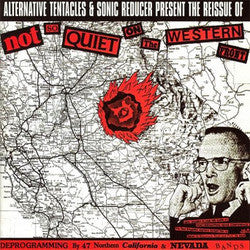 "V/A ""Not So Quiet On The Western Front"" 2xLP"