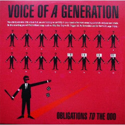 "Voice Of A Generation ""Obligations To The Odd"" LP"