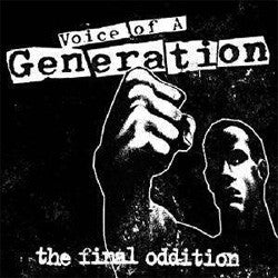"Voice Of A Generation ""The Final Oddition"" LP"