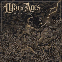 "War Of Ages ""Supreme Chaos"" LP"