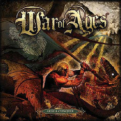 "War Of Ages ""Arise And Conquer"" CD"