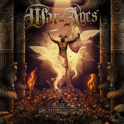 "War Of Ages ""Return To Life"" CD"