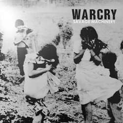 "Warcry ""Savage Machinery"" LP"