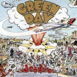 "Green Day ""Dookie"" LP"