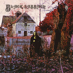"Black Sabbath ""s/t"" LP"