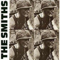 "The Smiths ""Meat Is Murder"" LP"