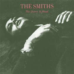 "The Smiths ""The Queen Is Dead"" LP"