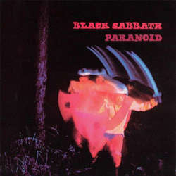 "Black Sabbath ""Paranoid"" LP"