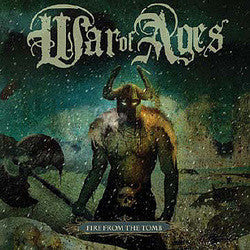 "War Of Ages ""Fire From The Tomb"" CD"
