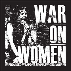 "War On Women ""Improvised Weapons"" 10"""