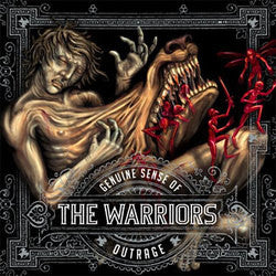 "The Warriors ""Genuine Sense Of Outrage"" CD"