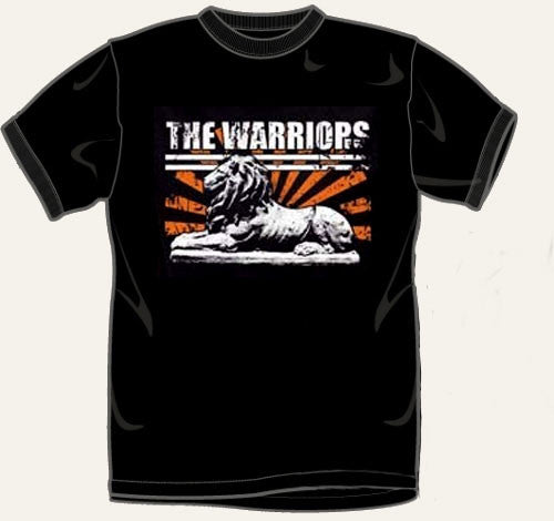 The Warriors Lion T Shirt