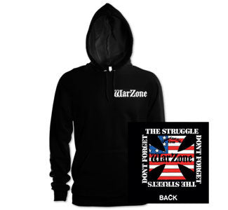 "Warzone ""Logo"" Hooded Sweatshirt"