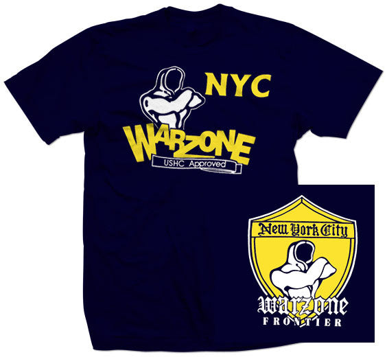 "Warzone ""Old School"" T Shirt"