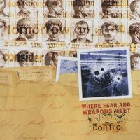 "Where Fear and Weapons Meet ""Control"" CD"