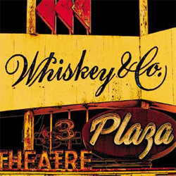 "Whiskey & Co ""Self Titled"" LP"