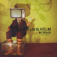 "A Wilhelm Sream ""Mute Print"" CD"