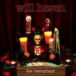 "Will Haven ""The Hierophant"" CD"