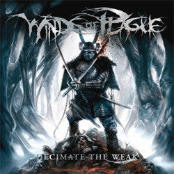 "Winds Of Plague ""Decimate The Weak"" LP"