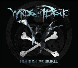 "Winds Of Plague ""Against The World"" CD"