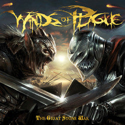 "Winds Of Plague ""The Great Stone War"" CD"