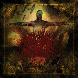"With Blood Comes Cleansing ""Horror"" CD"