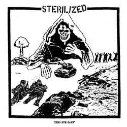 "Sterilized ""Zero Sum Game"" 7"""
