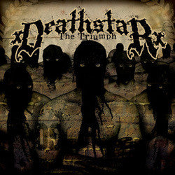 "xDeathstarX ""The Triumph"" (Reissue) CD"