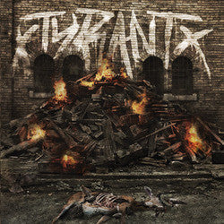"XTyrantX ""Extinction"" CD"
