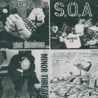 "Various ""Dischord 1981: A Year In Seven Inches"" CD"