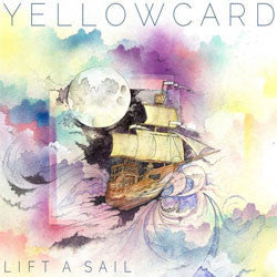 "Yellowcard ""Lift A Sail"" CD"