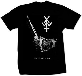 "Young And In The Way ""When Life Comes To Death"" T Shirt"