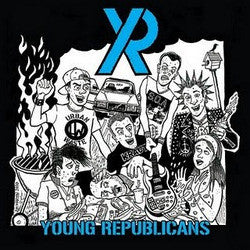 "Young Republicans ""<i>Self Titled</i>"" 7"""