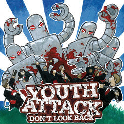 "Youth Attack ""Dont Look Back"" CD"
