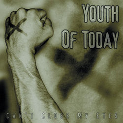 "Youth Of Today ""Can't Close My Eyes"" CD"