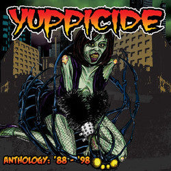 "Yuppicide ""Anthology: '88-'98"" 2xCD"