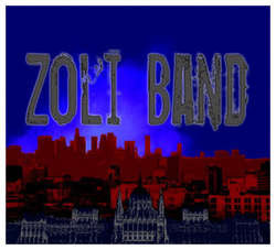 "Zoli Band	""Red & Blue""	CD"