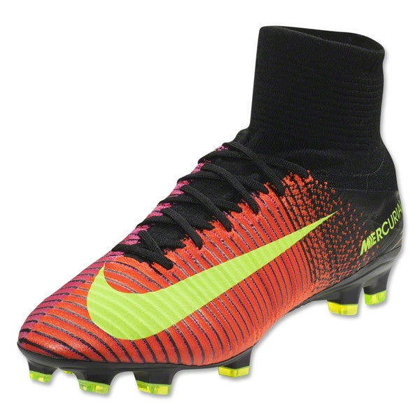 new style fantastic savings utterly stylish Cheap Nike Mercurial Superfly V FG Rainbow colors | soccer ...