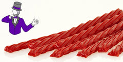 Red Licorice Ropes