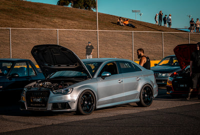 11s VTA Rockets Down the Drag Strip - Calder Park