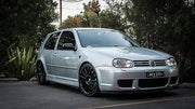 Flow Designs VW MK4 GOLF R32 FRONT SPLITTER - V-Tech Australia | VW & Audi Performance Parts