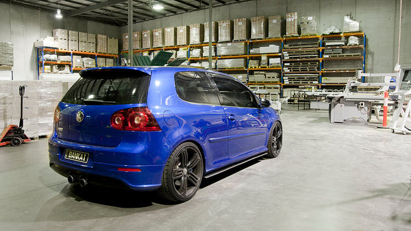 VW MK5 Golf R32 Side Splitter - V-Tech Australia | VW & Audi Performance Parts