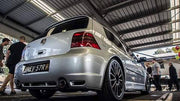 Flow Designs VW MK4 GOLF R32 REAR VALANCE (3 PIECE) - V-Tech Australia | VW & Audi Performance Parts