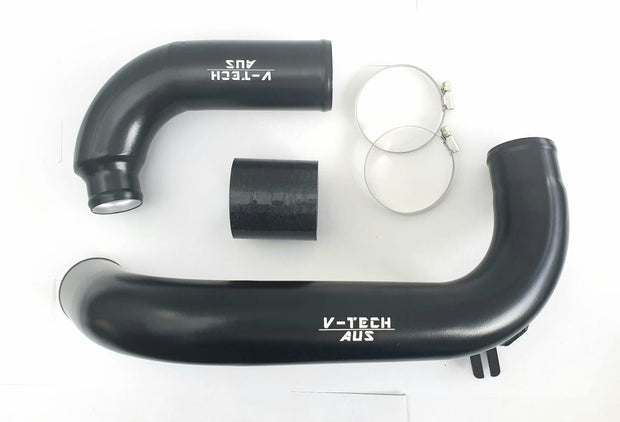 "Vtech MQB MK7/A3/S3 Turbo Outlet Pipe Kit (2.5"") - V-Tech Australia 