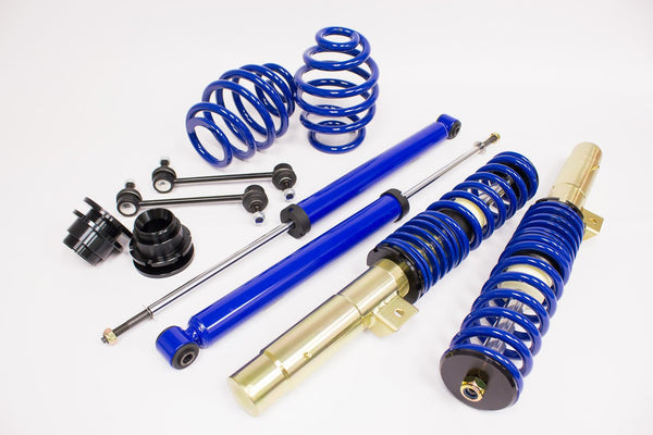 Solo-Werks S1 Coilover - BMW E46 3 Series (2WD) - V-Tech Australia | VW & Audi Performance Parts