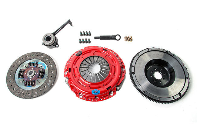 South Bend Stage 3 Daily Clutch and Flywheel Kit - KMK7F- SS-O - V-Tech Australia | VW & Audi Performance Parts