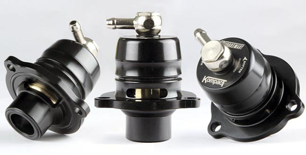 Turbosmart Kompact Shortie - Dual Port  TS-0203-1061 - V-Tech Australia | VW & Audi Performance Parts