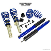 Solo-Werks S1 Coilover - BMW E46 M3 - V-Tech Australia | VW & Audi Performance Parts